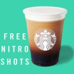 Free Nitro Cold Brew Shots
