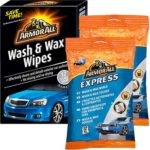 Free Sample of Express Wash & Wax Wipes