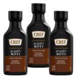 Free CHEF Roast Seasoning Liquid Sample