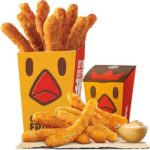Free Chicken Fries at Burger King