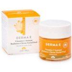 Free Derma E Vitamin C Instant Radiance Citrus Facial Peel