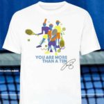 Free Exclusive T-Shirt Designed by Venus Williams