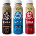 Free Koia Protein Shake