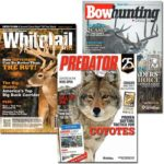 Free Subscription to Bowhunting World, Predator Xtreme and Whitetail Journal Magazines