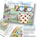 Free 2020 HOPE Health Calendar