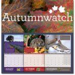 Free Autumnwatch 2020 Calendar
