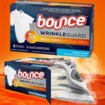Free Bounce WrinkleGuard Samples