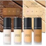 Free Dose Of Colors Foundation Sample Cards