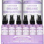 Free Dr. Bronner's Organic Hand Sanitizer