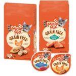 Free Meow Mix Grain Free Cat Food Kit
