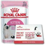 Free ROYAL CANIN Kitten Food