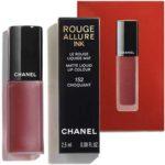 Free CHANEL ROUGE ALLURE INK Matte Liquid Lip Colour