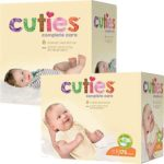 Free Cuties Baby Diapers Sample Pack