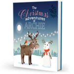 Free McDonalds 'Christmas Adventures of ARCHIE' Book