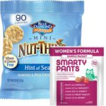 Free Multivitamin Gummies & Hint of Sea Salt Nut Thins