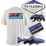 Free Patagonia Stickers