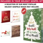 Free Pocket-Sized Gospel