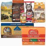 Free Bag of Dog or Cat Food