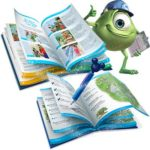 Free Walt Disney Holiday Planning Books