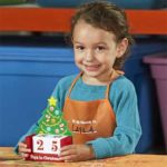 Free Christmas Countdown Calendar Workshop For Kids