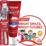 Free Colgate Bright Smiles Bright Futures Kit