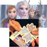 Free Frozen 2 Ornament
