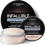 Free L'Oreal Paris INFALLIBLE Tinted Loose Setting Powder