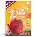 Free Monk Fruit In The Raw Zero Calorie Sweetener