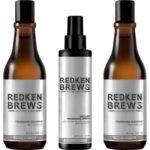 Free Redken Brews Thickening Shampoo