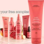 Free Aveda Shampoo & Conditioner