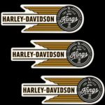 Free Harley-Davidson Battle of the Kings Sticker