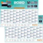 Free Raith Calendar 2020