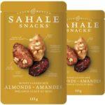 Free Sahale Snacks Honey Almonds Glazed Mix
