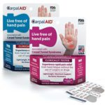 Free Sample of CarpalAID Hand Pain Relief Patches