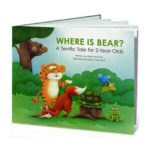 Free Where Is Bear? Book For Kids