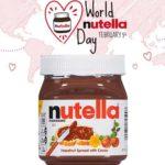 Free 13 oz. Jar of Nutella