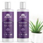 Free Ayumi Turmeric & Argan Oil Body Wash