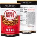 Free Beer Nuts Sample