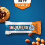 Free CLIF BUILDERS Protein Bars