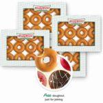 Free Krispy Kreme Glazed Doughnuts