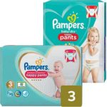 Free Pampers Nappies Samples