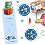 Free Super-Cute Bookmark and Stickers