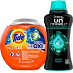 Free Tide Pods Oxi and Downy Unstopables Samples