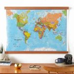 Free World Wall Maps
