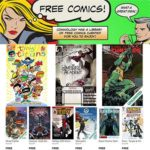 Free 1st Issue Comics From Comixology