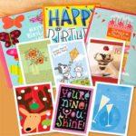 Free 3-Pack of Hallmark Cards