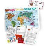 Free Banjo Robinsons' Personalised Pen Pal Experience
