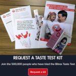 Free Bitrex Taste Test Kit