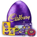 Free Cadbury Easter Egg