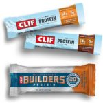 Free CLIF Whey Protein Bar & CLIF BUILDERS Bar